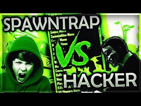 PRO SPAWNTRAP vs HACKER 1v1 (RAGE, DDOS, TROLL)