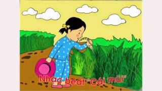 Bài hát Cái Mũi - nhạc beat- nhạc không lời cái mũi mầm non (Songs nose)
