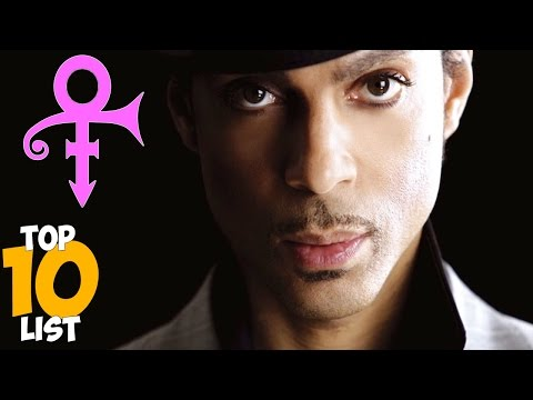 Top 10 PRINCE FACTS you didn't know