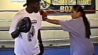 уроки бокса-Джон Браун диск-4