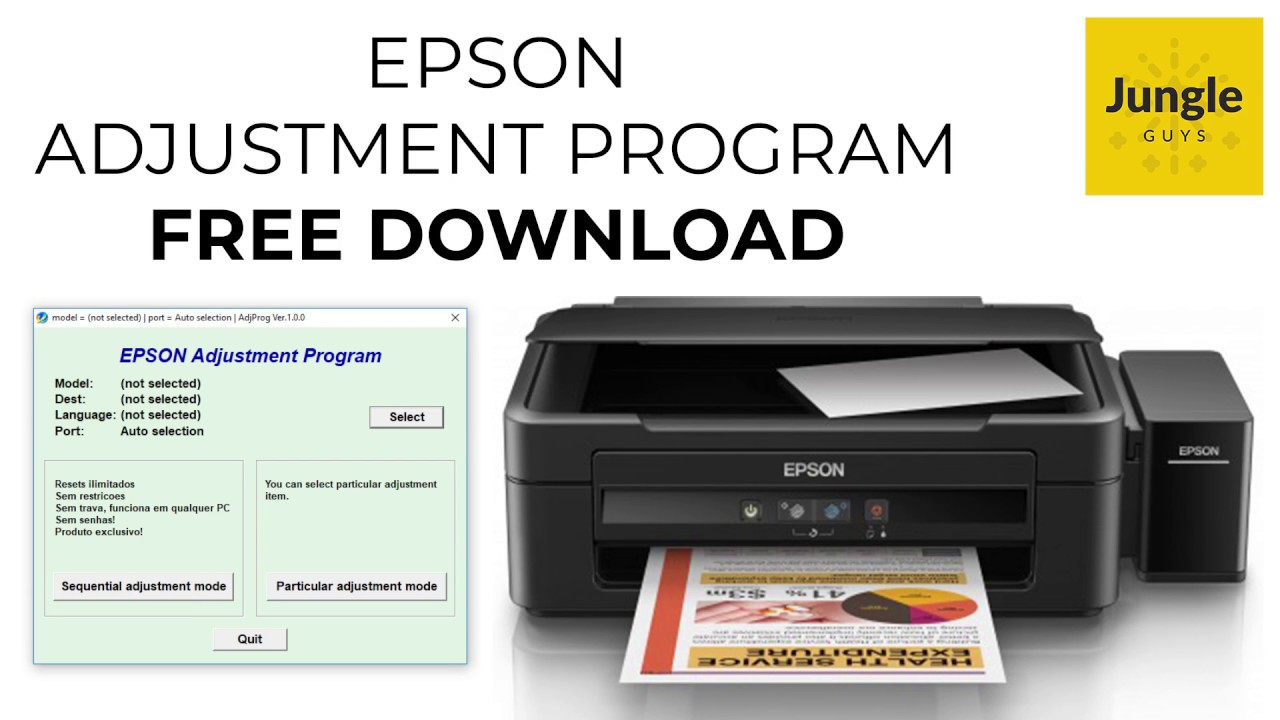 epson px660 adjustment program free download