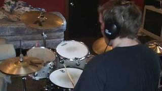 Roulette dares (The Haunt of) drum cover