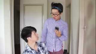 YOU NEED HAIRCUT! - Asian Hairdresser