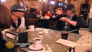 Criss Angel Mindfreak Ring in Saltshaker