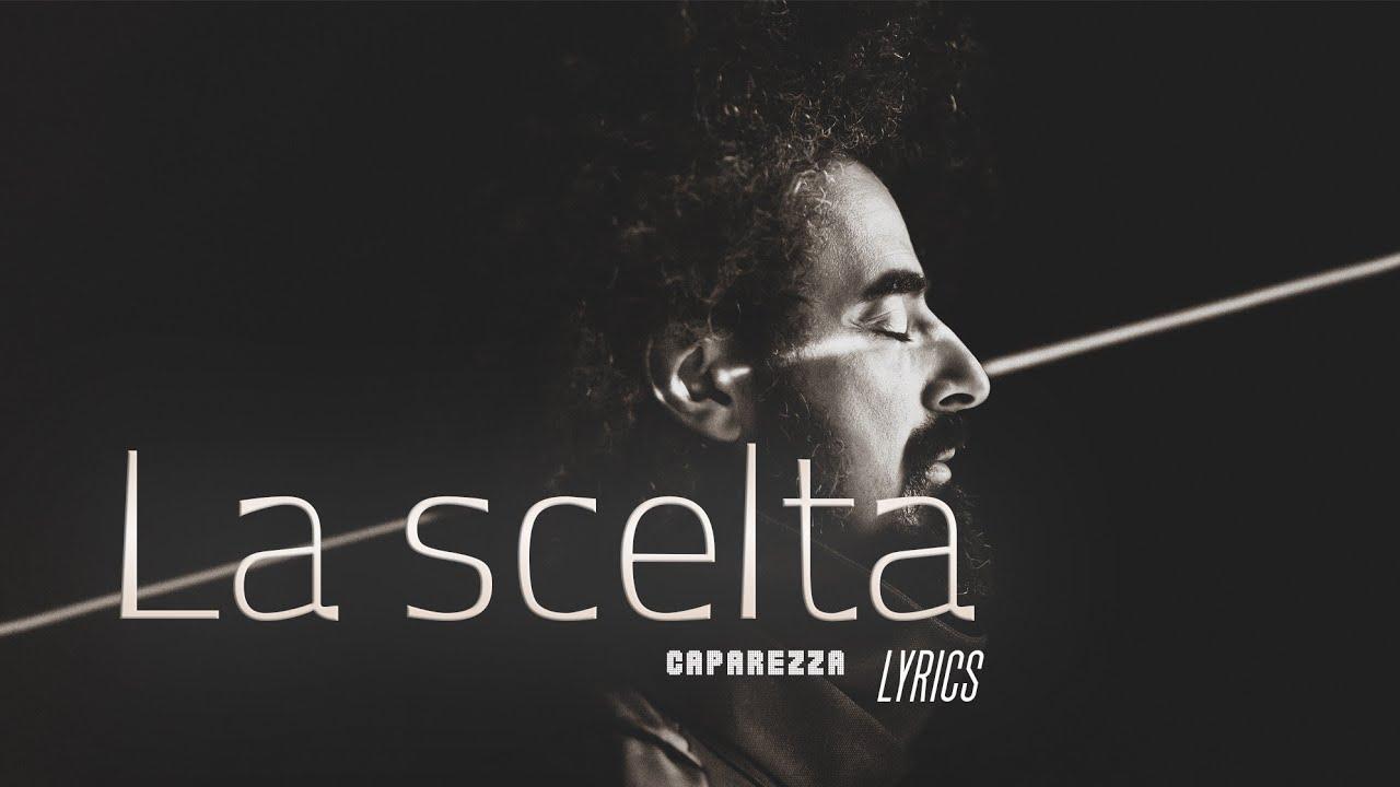 Caparezza - La Scelta | Testo - YouTube