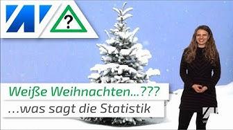 Weiße Weihnachten: Überraschendes Ergebnis! (Mod.: Adrienne Jeske)