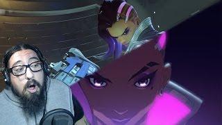 Sombra Origin Story | Introducing Sombra - Overwatch REACTION