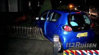 Lemelerveld - de hulpdiensten zijn vrijdag avond gealarmeerd voor een ongeval met letsel.