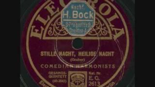 Comedian Harmonists - Stille Nacht, heilige Nacht