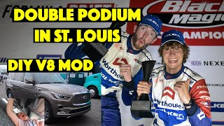 DIY V8 mod | Worthouse Podium in St. Louis