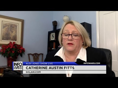 CATHERINE AUSTIN FITTS: Why the Next Crisis is Inevitable & Unstoppable   EVERY BUBBLE & Bitcoin