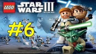 Lego Star Wars 3 The Clone Wars Walkthrough - Asajj Ventress Chapter 5 Innocents of Ryloth