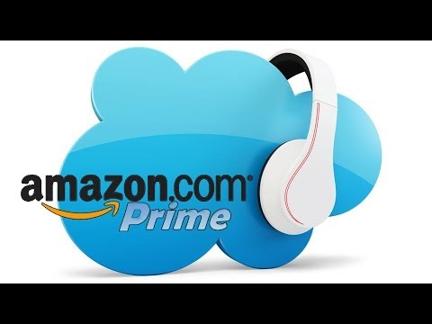 Amazon Prime To Get Music Streaming