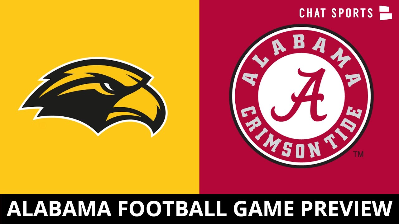 Alabama Football Game Preview vs. Southern Miss | 5 Major Storylines + A Glimpse Into The Future