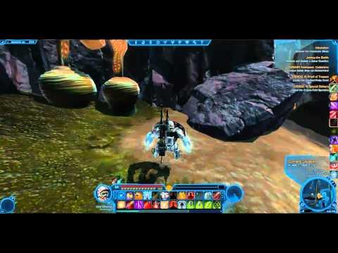 Rakata Energy Cube Locations and Walkthrough-The Tomb