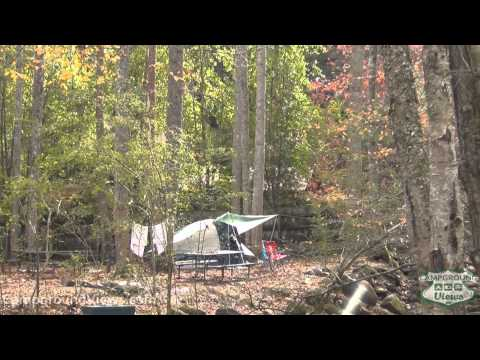full hookup campgrounds pigeon forge tn