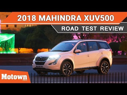 All-new 2018 Mahindra XUV 5OO Review