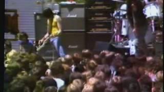 RAMONES  CALIFORNIA SUN  LIVE @ SAN FRANCISCO  CIVIC CENTER JUNE  1979