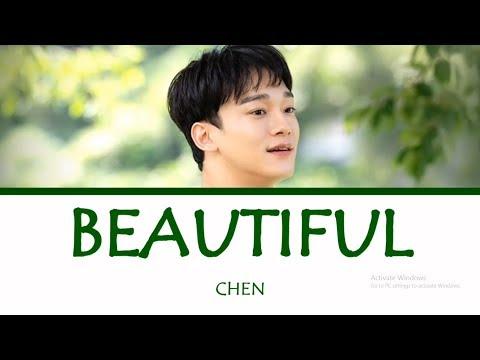 CHEN (첸) – 아름다워 (Beautiful) (심포유 Heart 4 U OST) Lyrics [HAN/ROM/ENG]
