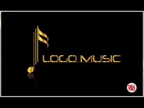 adobe illustrator tutorial | Logo Music | Golden Text Design