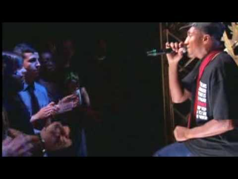 Q-Tip - A Tribe Called Quest medley (Live on SoulStage 2008)