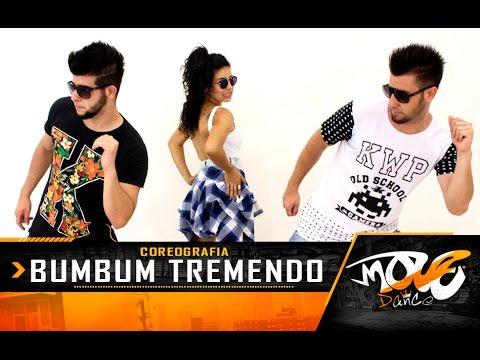 Bumbum Tremendo - Coreografia - Mc Pedrinho ft. Mc João - Cia Move Dance e Cia DopaMina 021