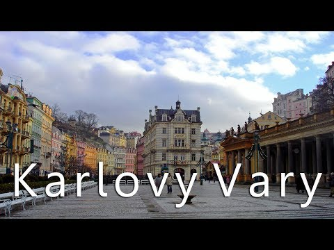 Karlovy Vary, Czech Republic (Carlsbad) - things to do