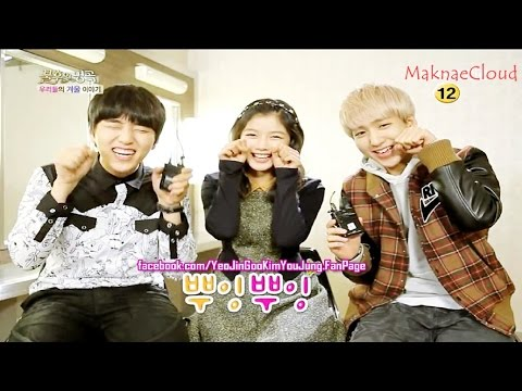 Kim Yoo Jung & B1A4's Moments - Past, Present, and Future