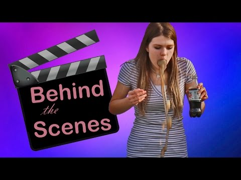 Behind the Scenes- Coke and Mentos
