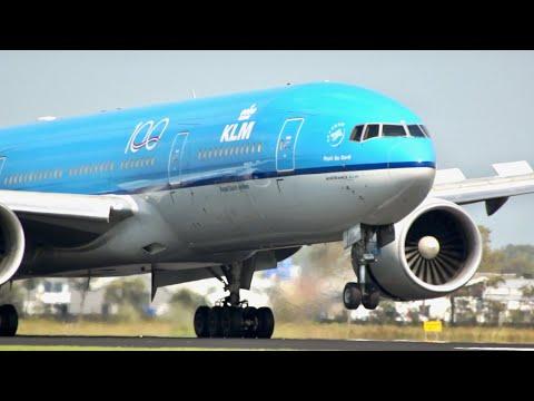 Heavy Aircraft arrival's