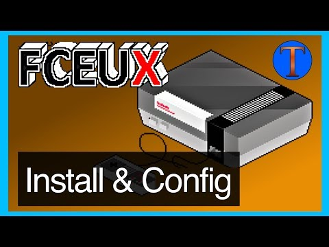 FCEUX 2.2.3 (2018) Setup Tutorial & Best Configuration   Play NES Games On PC