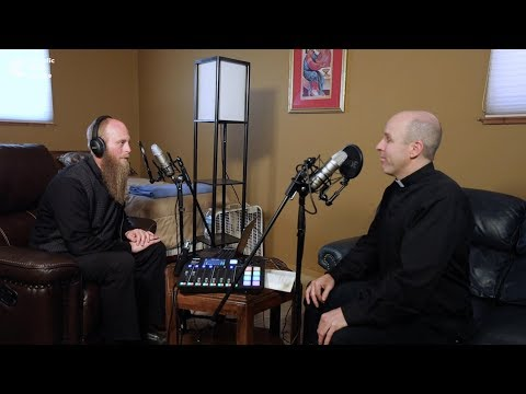 Priests podcast thru pandemic Holy Week