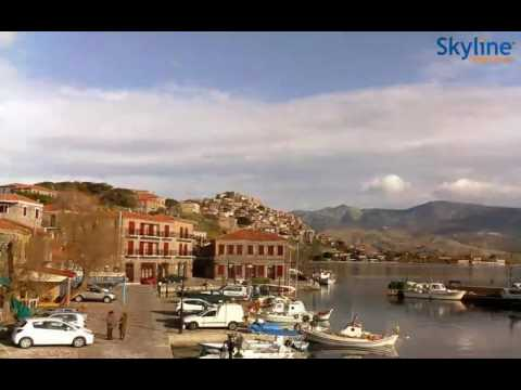 Live Webcam from Lesbos - Time Lapse