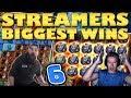 Streamers Biggest Wins – #6 / 2019