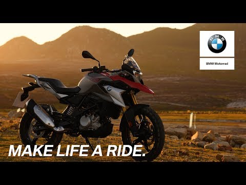 BMW G 310 GS | Everyday Adventures: How-to start adventure riding