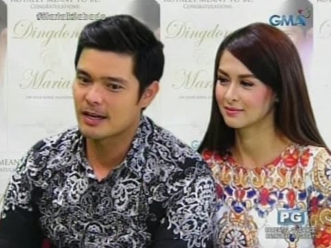 Startalk: Marian Rivera at Dingdong Dantes live!