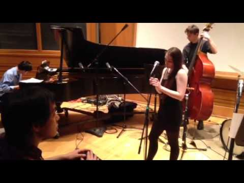 Sara Robson Jazz recital at City College NYC 4/28/14