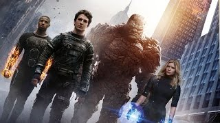FANTASTIC FOUR Characters TRAILER