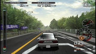 Tokyo Xtreme Racer: Drift PS2 Gameplay HD (PCSX2)
