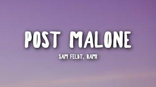Sam Feldt Post Malone Lyrics feat. RANI.mp3