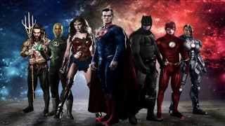 Justice League 2017 (*Unofficial*) Soundtrack #1 - Believe in Heroes