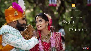 MIH Wedding Trailer/ Yash X Riddhi