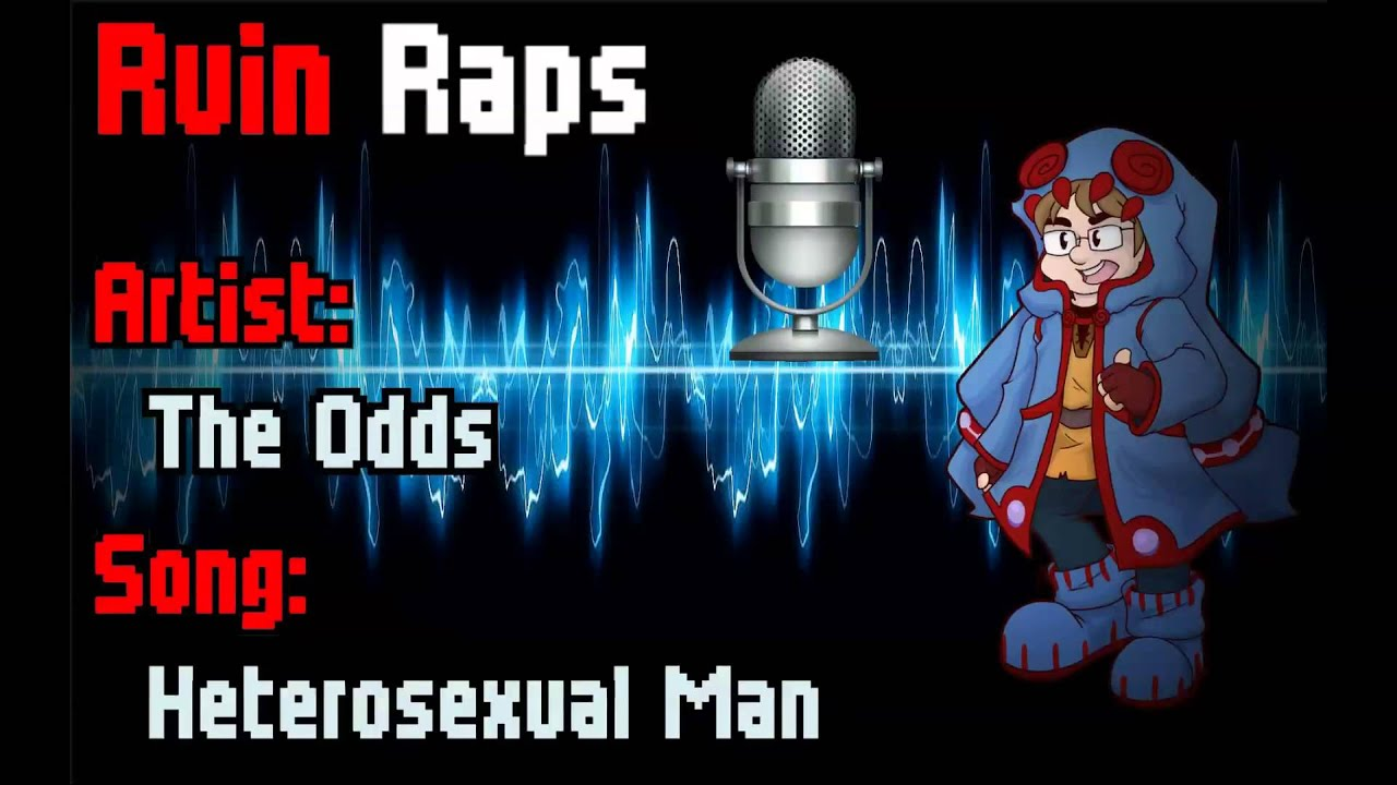 The odds heterosexual man