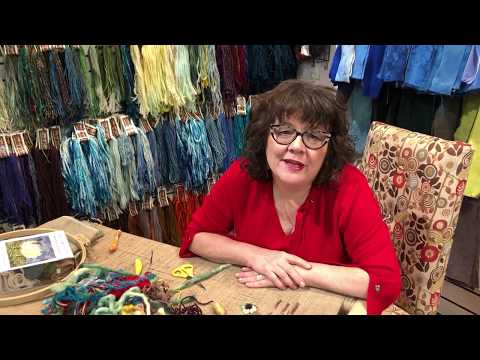 How To Hook Rugs With Deanne Fitzpatrick (Part 1 Of 5)