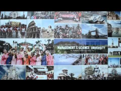 Management and Science University Shah Alam Teaser video