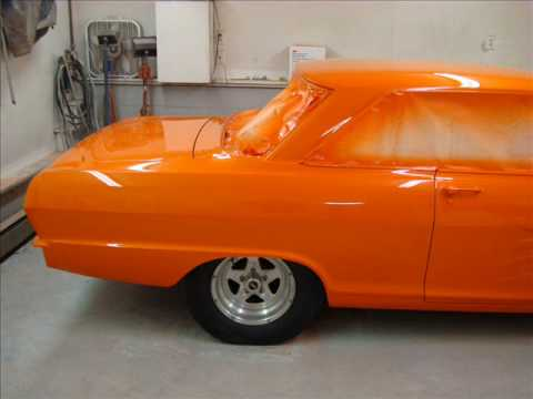 Chevy Ii Tangelo Pearl Order Showcarfinish Clearcoat At You
