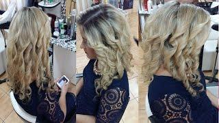 Объемные локоны на утюжок. Voluminous Curls(УКЛАДКА УТЮЖКОМ | КРАСИВЫЕ ЛОКОНЫ Мой 2 КАНАЛ О МАНИКЮРЕ ___ https://www.youtube.com/channel/UCDyrToyCf2Xatn6m9sgOyDg ..., 2015-10-11T17:50:18.000Z)