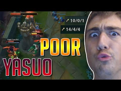 THE BOUNTY SYSTEM IS BROKEN! | Destroying a Yasuo | High Elo Gameplay