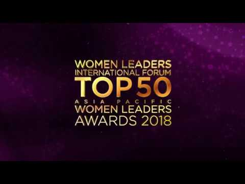 Top 50 Asia Pacific Women Leaders