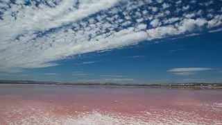 Розовое соляное озеро Торревьехи, натуральные спа в Испании лечение(Микроклимат, созданный крупнейшими соляными озёрами Европы - Торревьеха и Ла Мата, объявлен одним из самых..., 2013-08-24T11:43:32.000Z)